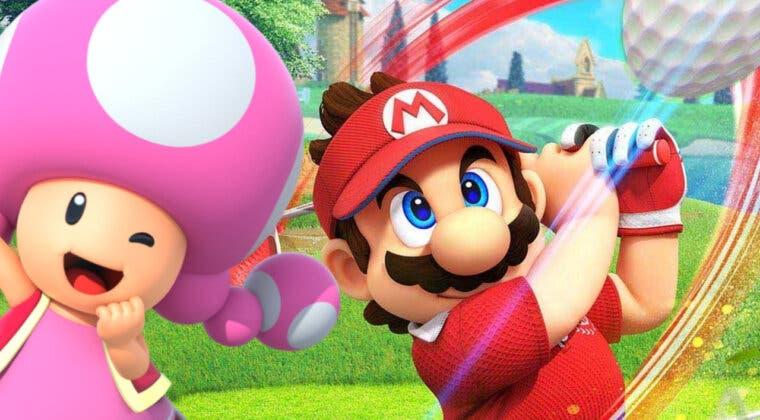 Imagen de Fecha y todo el contenido de la próxima actualización gratis de Mario Golf: Super Rush