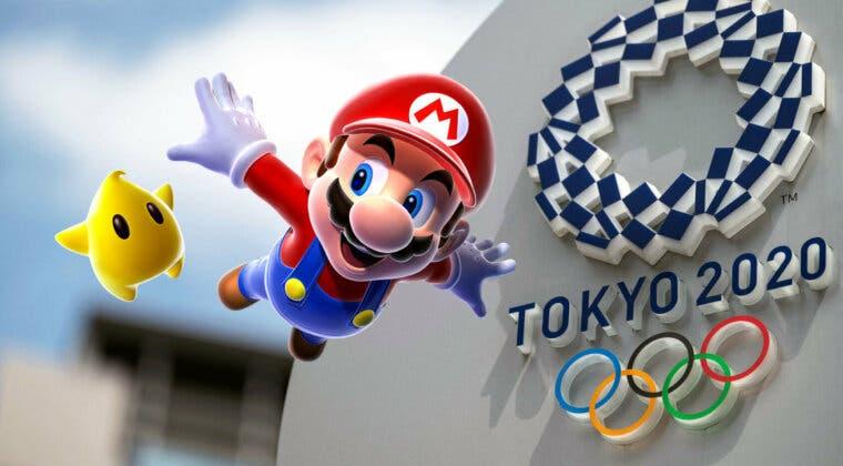 Imagen de La música de Super Mario Galaxy ha sido la protagonista de hoy en el resumen de los JJOO en televisión