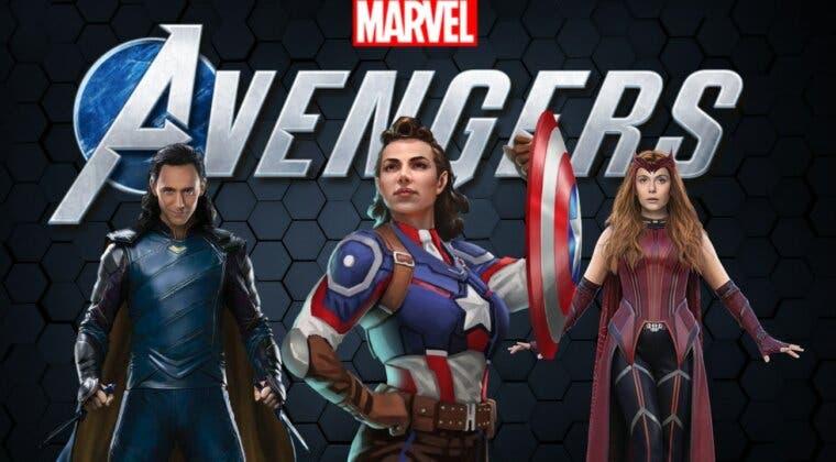 Imagen de ¿Recibirá Marvel's Avengers contenido de las nuevas series como What if...?, Loki o Wandavision?