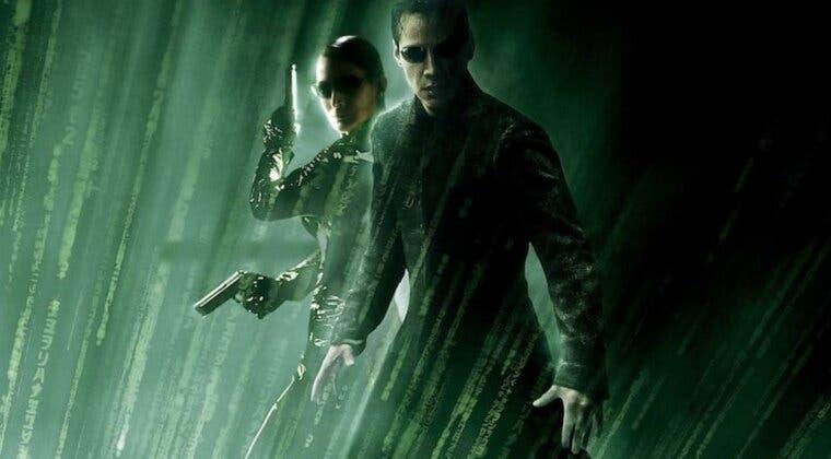 Imagen de Echa un primer vistazo a Keanu Reeves como Neo en The Matrix Resurrections