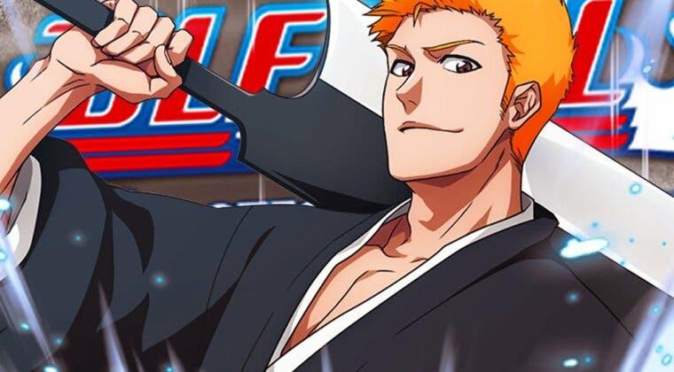 Imagen de Bleach revela cuál es el trabajo de Ichigo en la vida real, fuera de la Sociedad de Almas