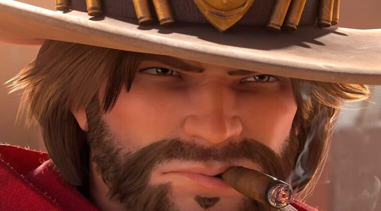 Imagen de McCree, personaje de Overwatch, sufrirá un cambio de nombre por las acusaciones de acoso sexual