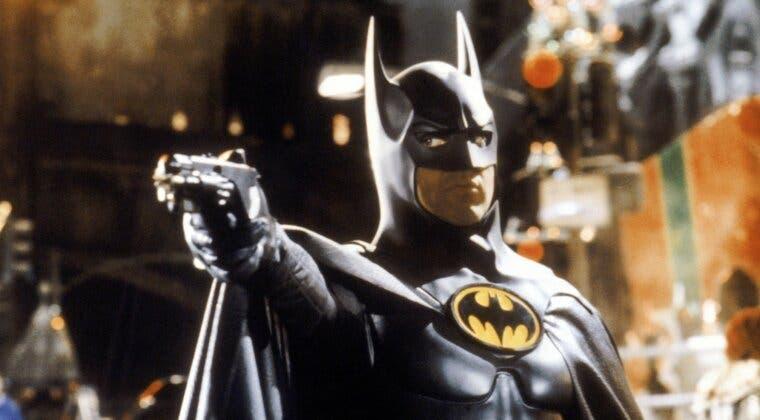 Imagen de The Flash: así reaccionó Michael Keaton cuando volvió a vestirse de Batman