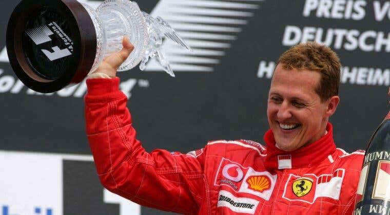 Imagen de Michael Schumacher, protagonista de su propio documental en Netflix: esta será la fecha de estreno