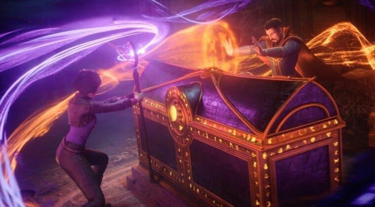 Imagen de Sigue aquí en directo el primer gameplay de Marvel's Midnight Suns; horario por países y enlace