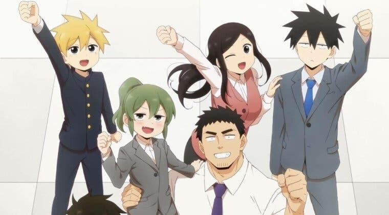Imagen de El anime de My Senpai Is Annoying confirma su reparto y presenta una nueva imagen