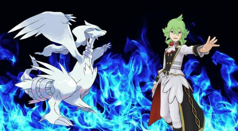 Imagen de Pokémon Masters EX: Análisis de N y Reshiram
