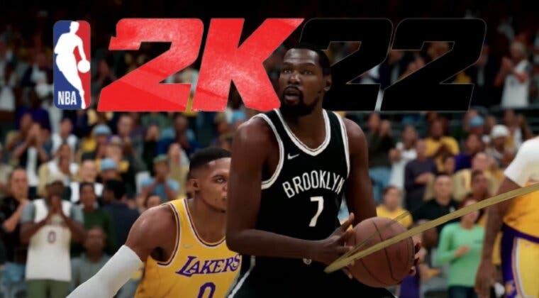 Imagen de NBA 2K22 sorprende con sus gráficos en su primer tráiler de gameplay