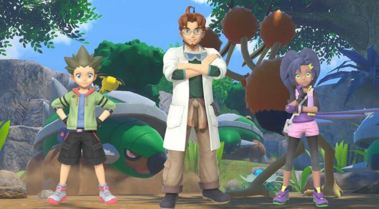 Imagen de New Pokémon Snap: Estas son las nuevas áreas y Pokémon que nos trae la actualización