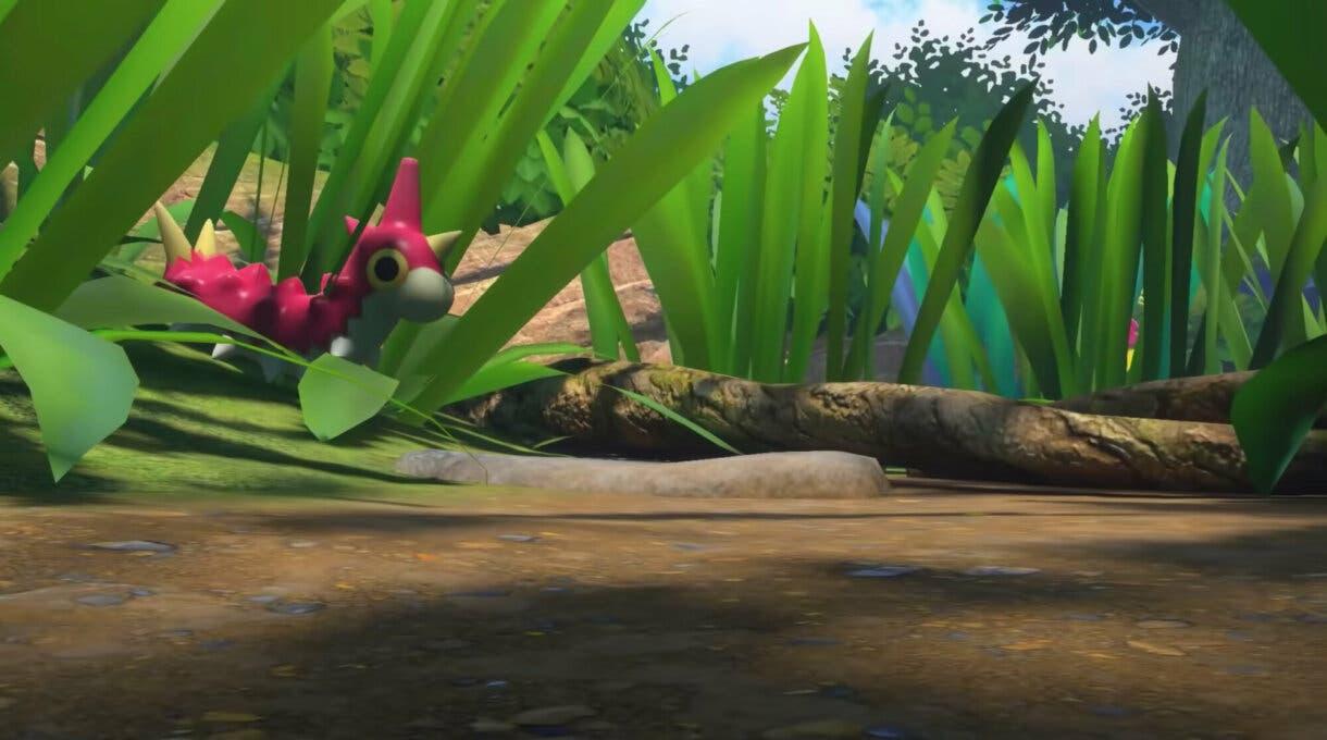 New Pokemon Snap Senda Oculta