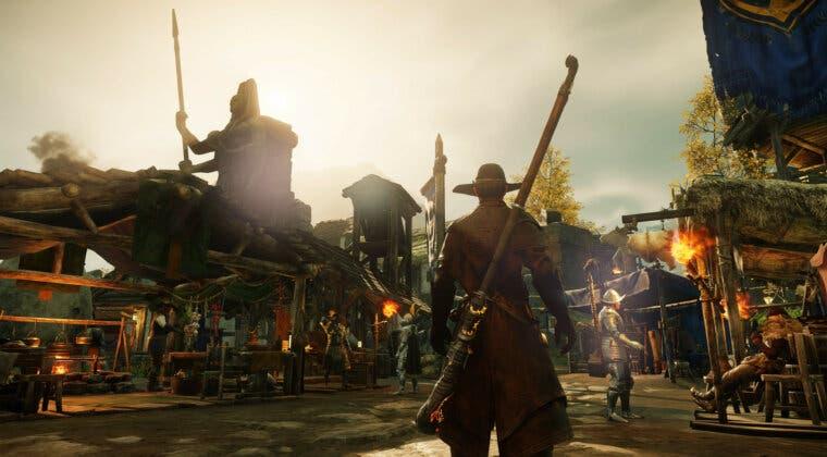 Imagen de New World, el prometedor MMO de Amazon, retrasa de nuevo su lanzamiento