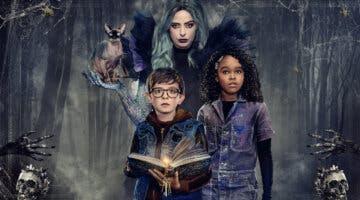 Imagen de Así es el primer tráiler de Nightbooks, la mezcla perfecta entre Jumanji y el terror de J.A. White que llegará a Netflix