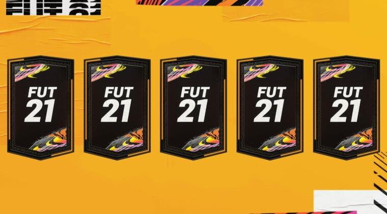 Imagen de FIFA 21: los nuevos objetivos nos permiten conseguir muchos sobres gratuitos