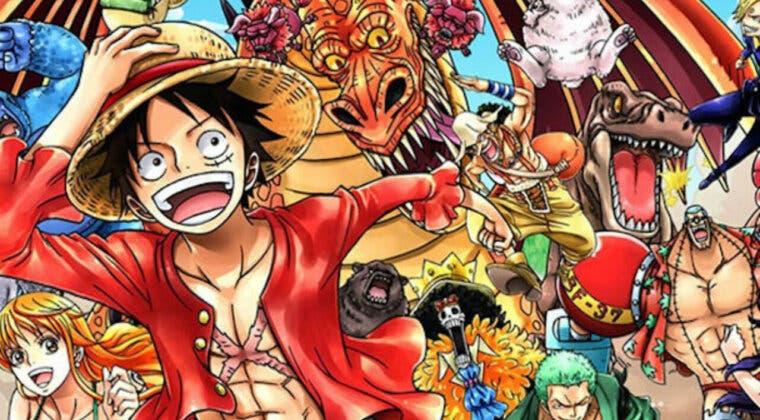 Imagen de Así es el primer póster especial de One Piece por sus 50 personajes más populares