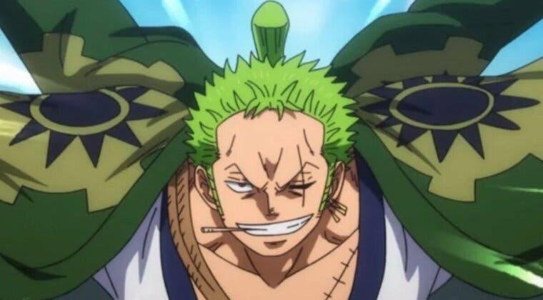 Imagen de One Piece: Si te gusta el Zoro de Wano, no te puedes perder este espectacular cosplay