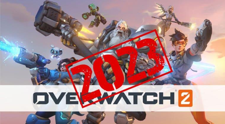 Imagen de El desarrollo de Overwatch 2 podría alargarse más; el juego no llegaría hasta 2023