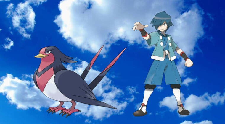Imagen de Pokémon Masters EX: Así es la pareja de compis formada por Pegaso y Swellow