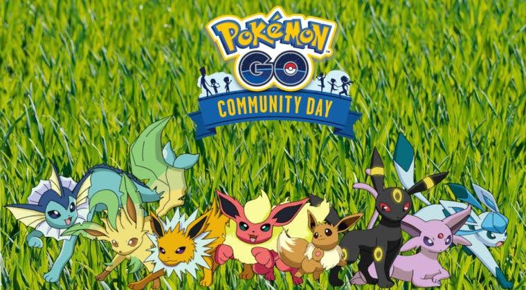 Imagen de Guía del Día de la Comunidad de Eevee en Pokémon GO: fecha, hora y características