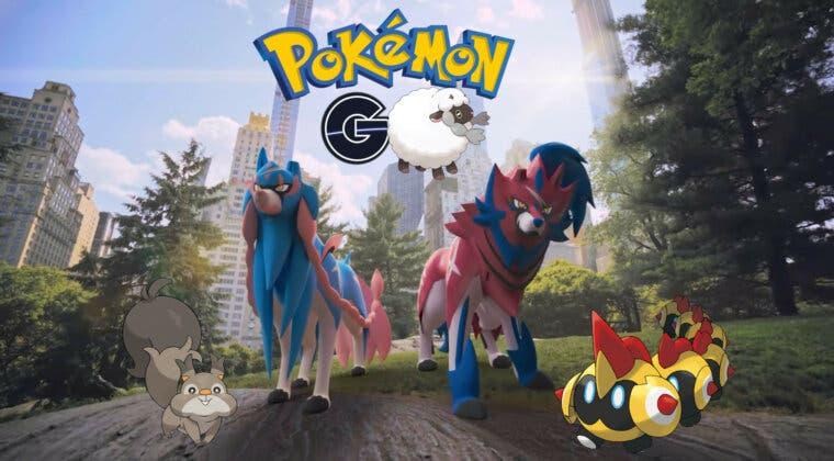 Imagen de Guía del Ultrabonus (Parte 3) de Pokémon GO: Zacian, Zamazenta, Wooloo y más