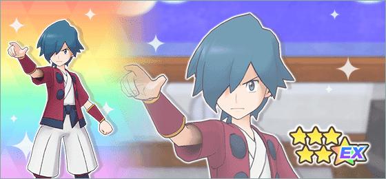 Pokemon Masters Pegaso 6 EX