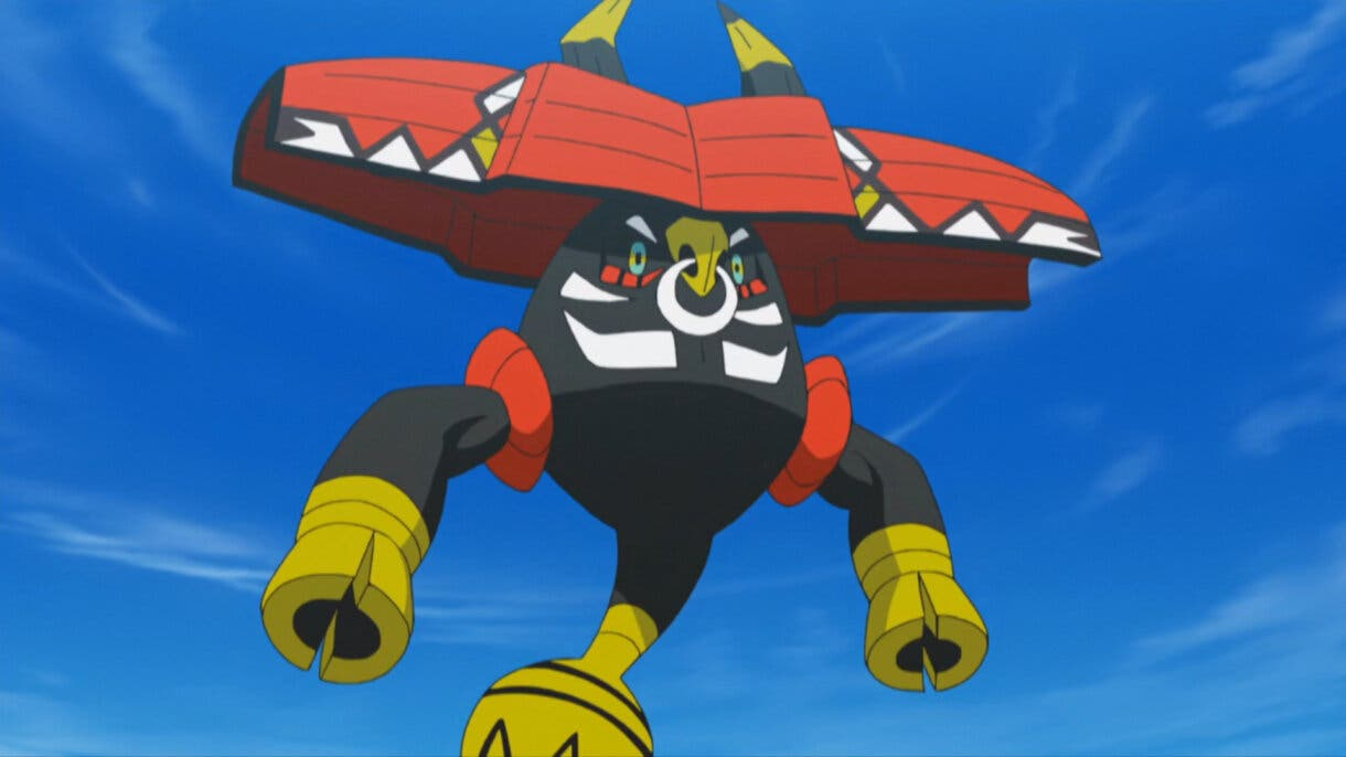 Pokemon Tapu Bulu