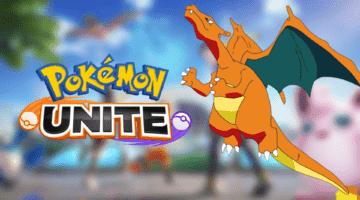 Imagen de Pokémon Unite: guía de build para Charizard con los mejores objetos, movimientos y más