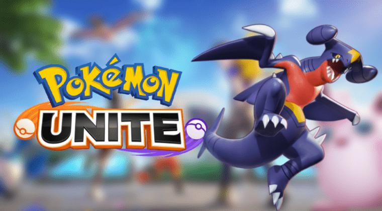 Imagen de Pokémon Unite: guía de build para Garchomp con los mejores objetos, movimientos y más