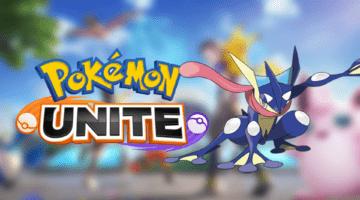 Imagen de Pokémon Unite: guía de build para Greninja con los mejores objetos, movimientos y más