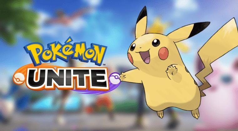 Imagen de Pokémon Unite: guía de build para Pikachu con los mejores objetos, movimientos y más