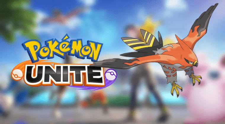 Imagen de Pokémon Unite: guía de build para Talonflame con los mejores objetos, movimientos y más