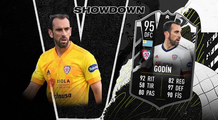 Imagen de FIFA 21: ¿Merece la pena Diego Godín Showdown? + Solución del SBC