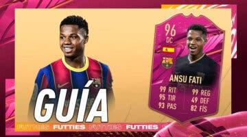 Imagen de FIFA 21: guía para conseguir a Ansu Fati FUTTIES gratuito