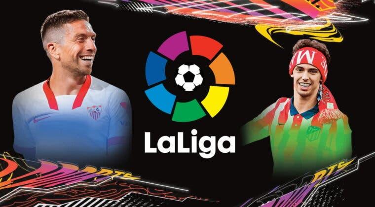 Imagen de FIFA 21: los mejores delanteros de la Liga Santander relación calidad/precio