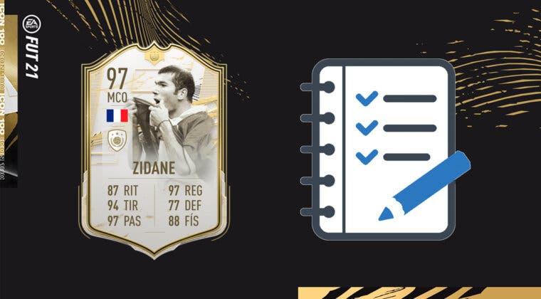 Imagen de FIFA 21 Icon Swaps: listado con todos los objetivos para conseguir los tokens disponibles de la cuarta tanda
