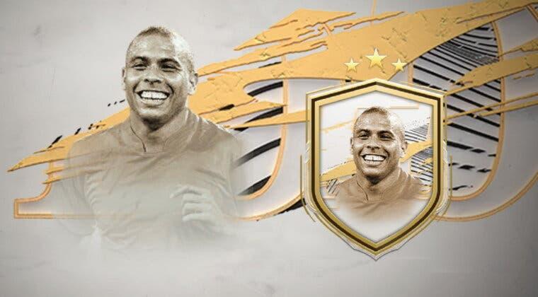 Imagen de FIFA 21: Ronaldo Nazario Moments ya está disponible como Icono SBC