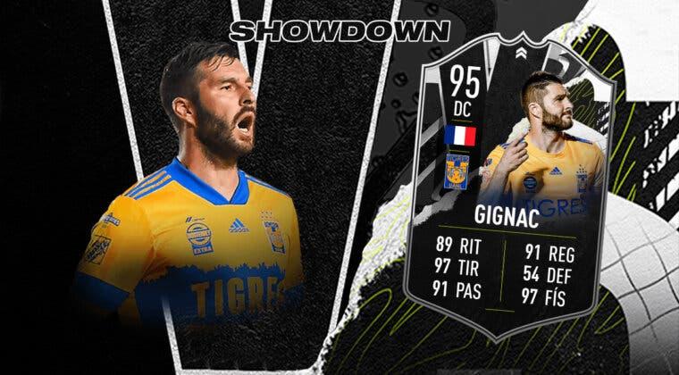 Imagen de FIFA 21: ¿Merece la pena André-Pierre Gignac Showdown? + Solución del SBC
