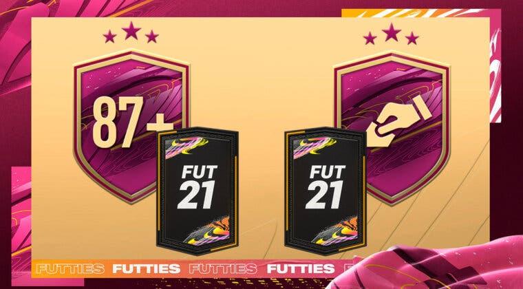 """Imagen de FIFA 21: ¿Merecen la pena los SBC's """"Mejora de 87+ x10"""" y """"Día de votación FUTTIES""""?"""