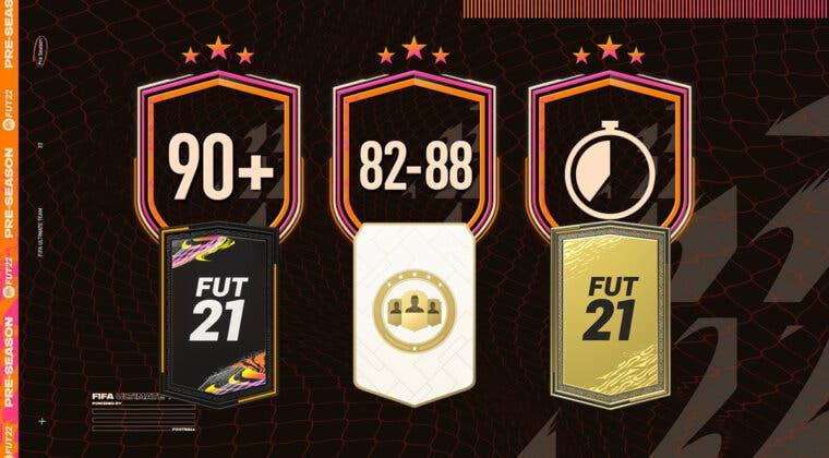 Imagen de FIFA 21: ¿Merecen la pena los nuevos SBC's mejoras del evento Pre-Season?