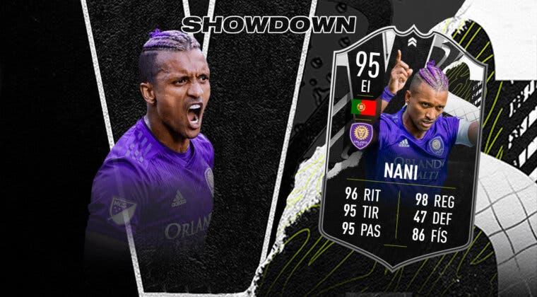 Imagen de FIFA 21: ¿Merece la pena Nani Showdown? + Solución del SBC