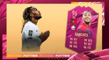 Imagen de FIFA 21: ¿Merece la pena Renato Sanches FUTTIES? + Solución del SBC