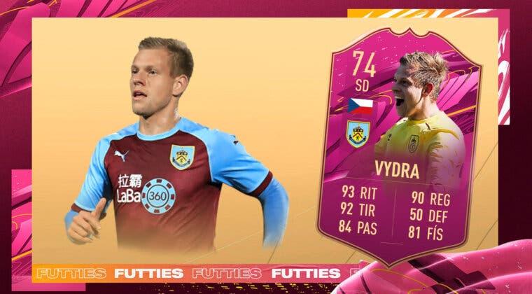 Imagen de FIFA 21: ¿Merece la pena Matej Vydra FUTTIES? + Solución del SBC