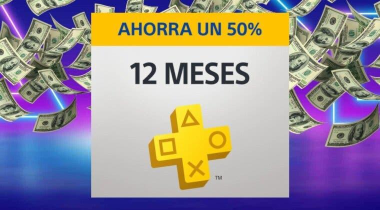 Imagen de Consigue 12 meses de PS Plus a mitad de precio con esta increíble oferta de PlayStation Store