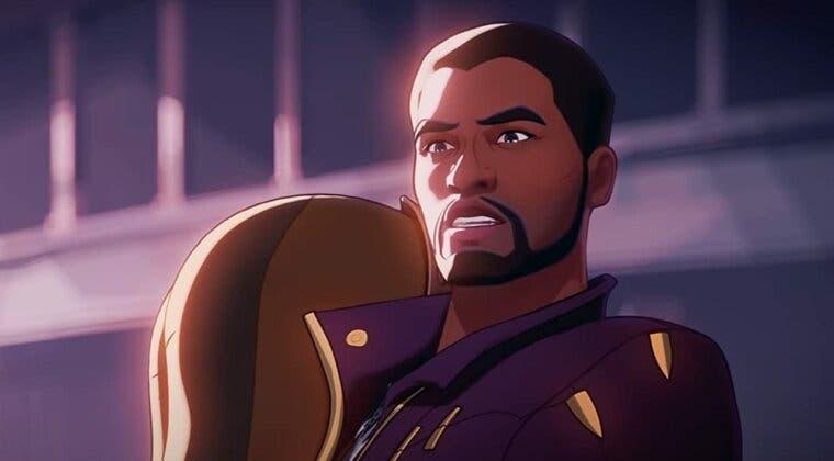 Imagen de Ya disponible el capítulo 2 de ¿Qué pasaría si...?, protagonizado por T'Challa