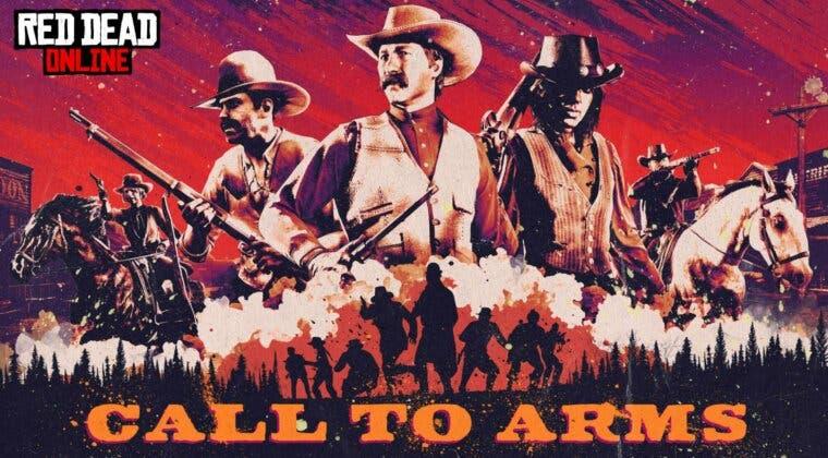 Imagen de Red Dead Online recibe su nuevo modo cooperativo Call to Arms; así es cómo funciona