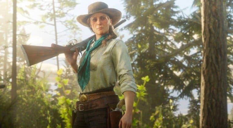Imagen de Así sería Sadie Adler de joven: Fan de Red Dead Redemption 2 la imagina con espectacular resultado