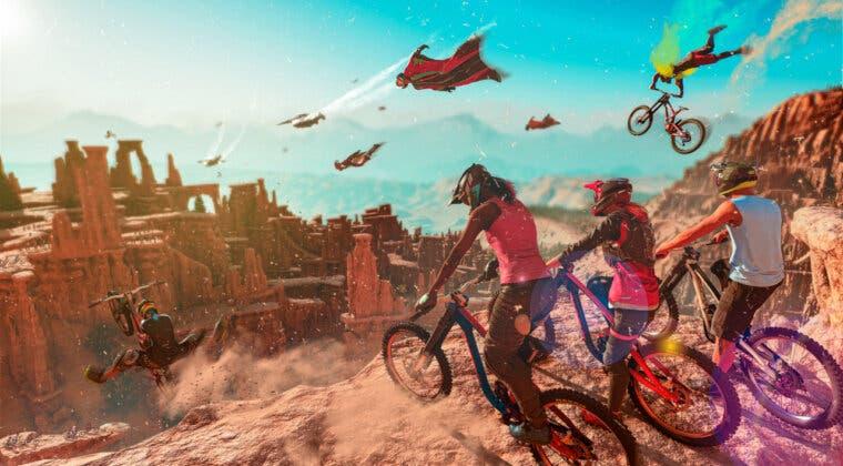 Imagen de Juega gratis a Riders Republic antes de su lanzamiento gracias a la Semana de Prueba; fecha y todos los detalles