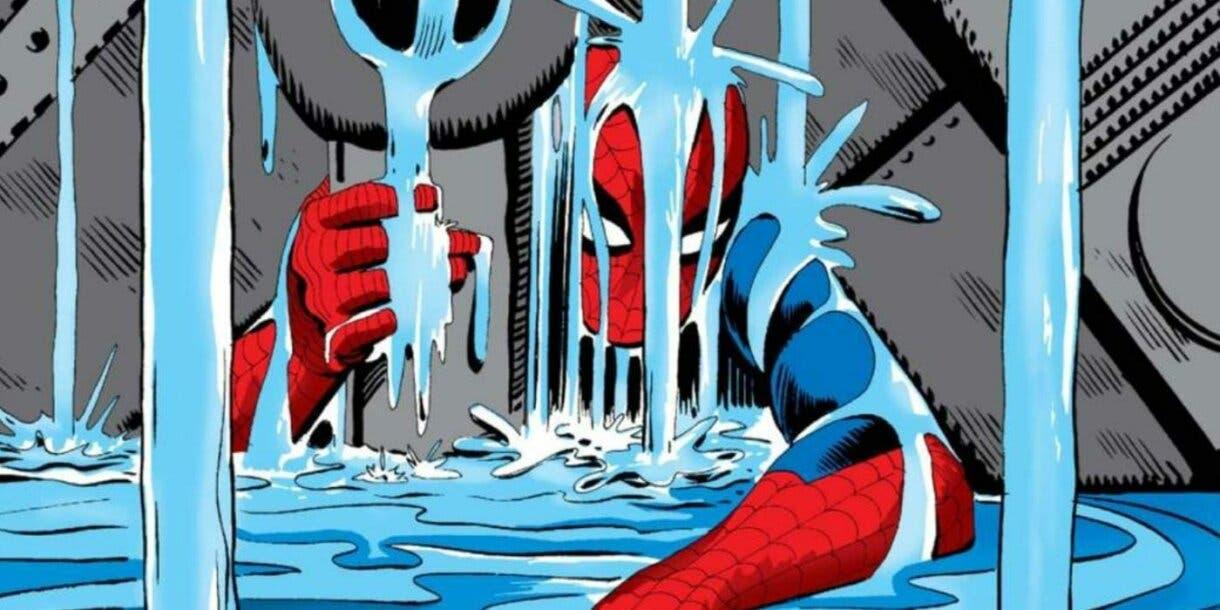 ruinas spiderman