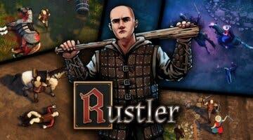 Imagen de Rustler, el GTA medieval, ya cuenta con fecha de lanzamiento