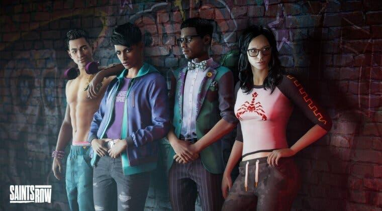 Imagen de Deep Silver confirma la exclusividad temporal de Saints Row con Epic Games Store