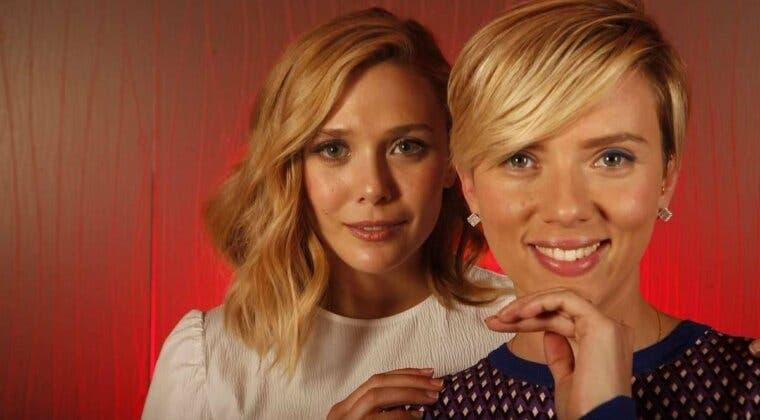 Imagen de Elizabeth Olsen apoya a Scarlett Johansson en su demanda contra Disney